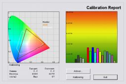 FLAT PANEL TV CALIBRATION