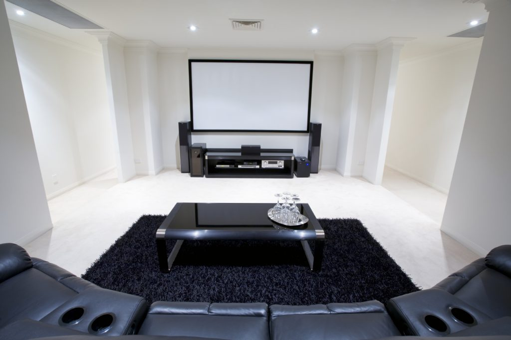 Houston Home Theater Design: Bring The Big Screen Home